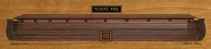 NOAHS ARK Wall Plaque